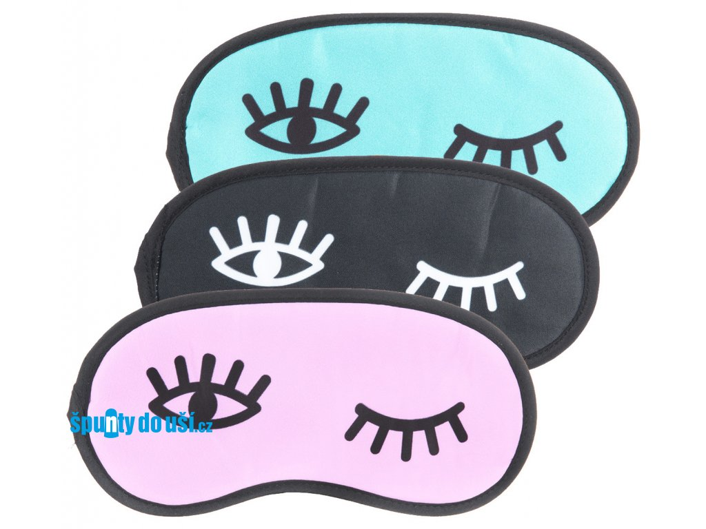 masky na spani eyes