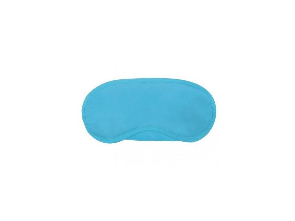 Maska na spaní Classic světle modrá  Maska Classic světle modrá