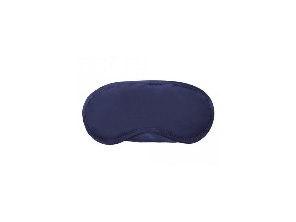 Maska na spaní Classic tmavě modrá  Maska Classic tm.modrá