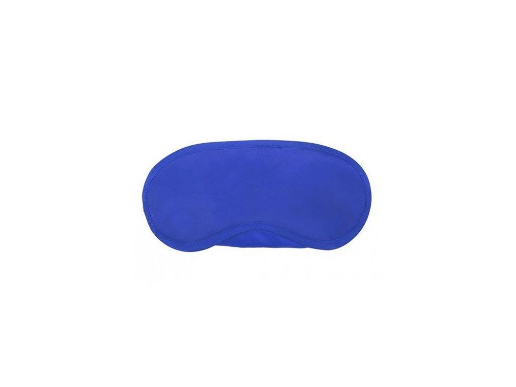 Maska na spaní Classic modrá  Maska Classic modrá
