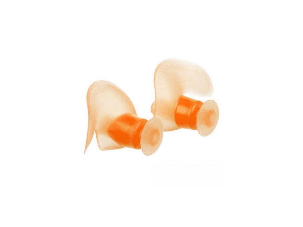 Zoggs dětské špunty do uší na plavání  Zoggs dětské oranžové
