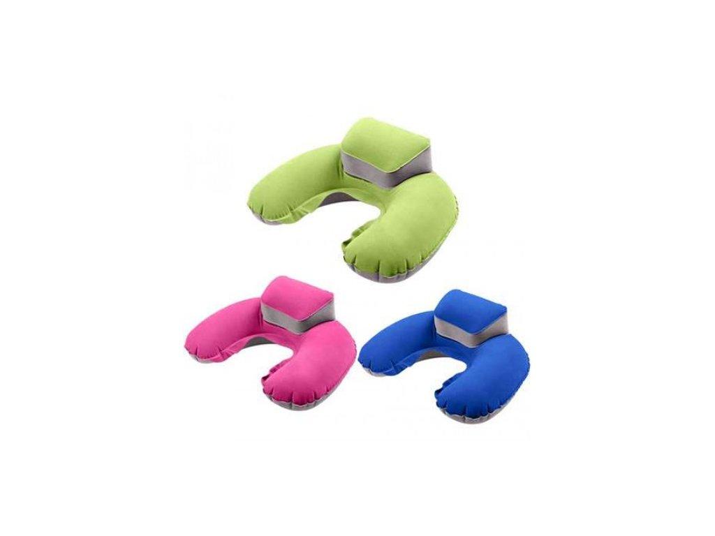 Travel U-shape Pillow - nafukovací polštářek za krk  Polštářek Tubba U-Shape