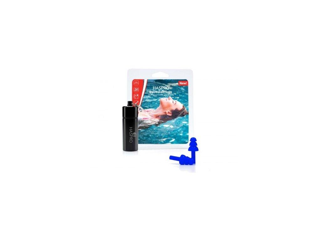 Haspro Swim špunty do uší k plavání  Haspro Swim