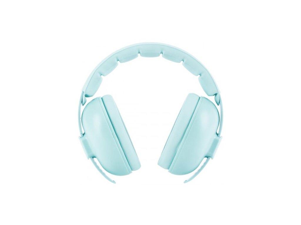 Snug Chrániče sluchu pro batolata zelené  Snug sluchátka zelené
