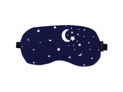 Maska na spaní - Noční obloha  Maska - Noční obloha