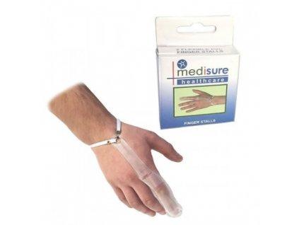 Ochranné návleky na prsty  Medisure návleky na prsty
