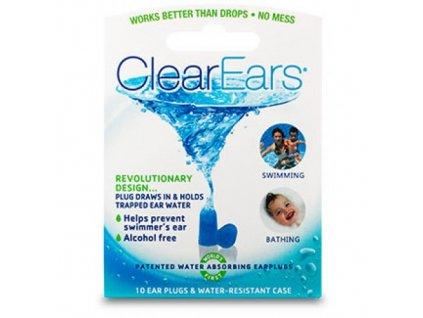Cirrus ClearEars - špunty k odstranění vody z uší  Cirrus ClearEars