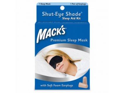 Mack's Shut-Eye Shade - maska na spaní  Mack's Shut-Eye Shade maska