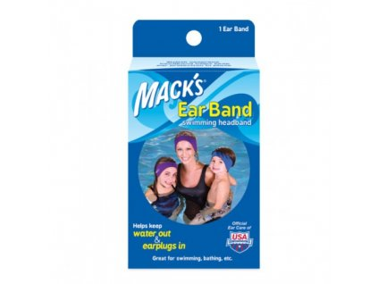 Mack's Ear Band čelenka do vody  Mack's Ear Band