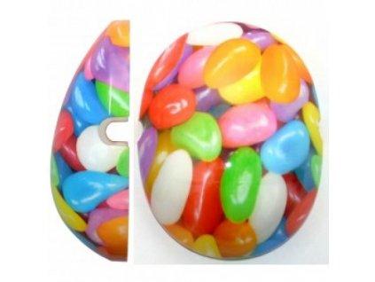 Krytky na dětské chrániče sluchu - Beans  Edz Capz Beans