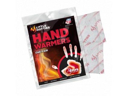 Tělesné ohřívače rukou 2ks  Ohřívače rukou