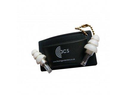 ACS ER-20 špunty do uší pro muzikanty  ACS ER-20