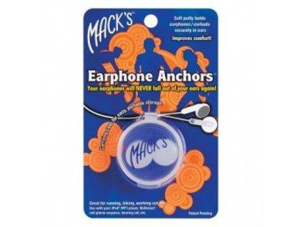 Mack's Silikonové opory sluchátek  Mack's Anchors