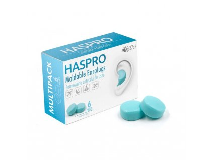 haspro moldable spunty do usi