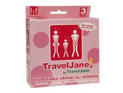 TravelJane - cestovní WC pro ženy