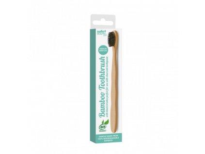 kartacek na zuby bambusovy ss