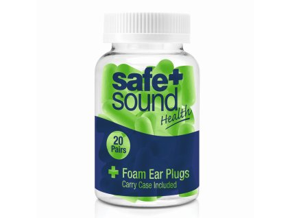 safe sound punty do usi