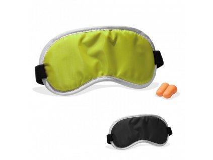 cestovni maska na spani spunty