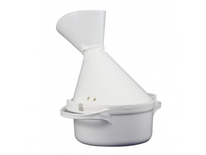 parni inhalator plastovy