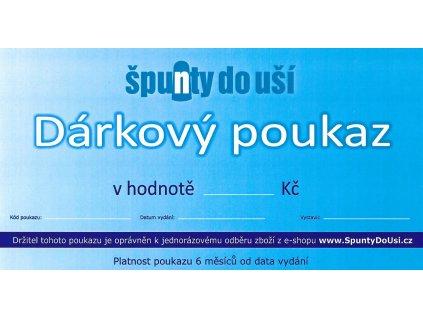 darkovy poukaz eshop spuntydousi.cz