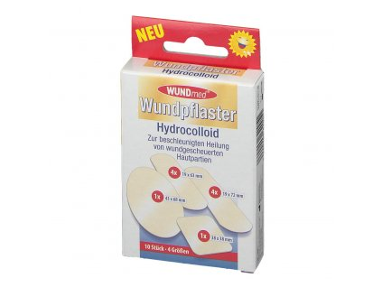 wundmed hydrocolloid naplast
