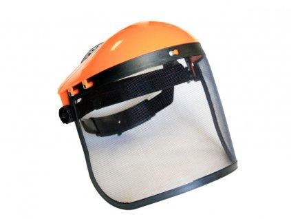 ochranny stit oranzovy