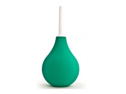 balonek klysterovaci zeleny