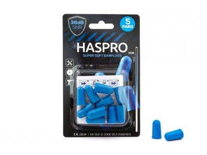 haspro earplugs 5 pairs spuntydousi.cz