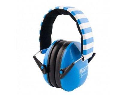 Alpine Muffy dětské chrániče sluchu modré  Alpine Muffy modré