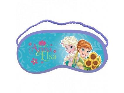 detska maska na spani frozen