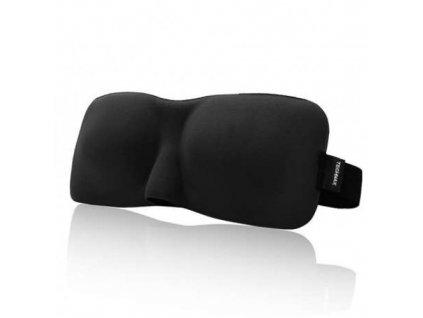 Maska na spaní TechMax - černá  Maska TechMax černá