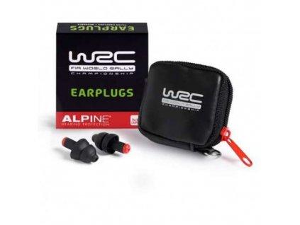 Alpine WRC špunty do uší pro motosporty  Alpine WRC špunty