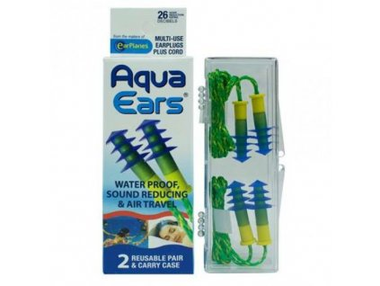 Cirrus Aqua Ears Dual-Use univerzální špunty do uší  Cirrus Aqua Ear Dual-Use