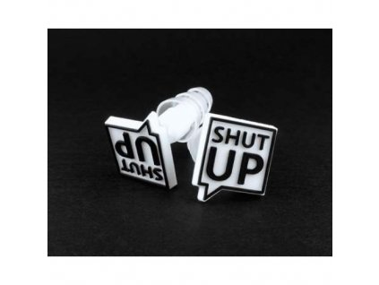 "Laplugs ""Shut Up"" špunty do uší  Shut Up špunty"