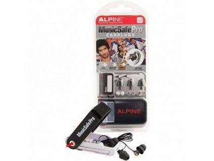 Alpine MusicSafe Pro špunty do uší pro muzikanty  Alpine MusicSafe Pro