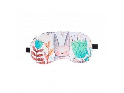 Maska na spaní - Zajíc  Maska - Zajíc