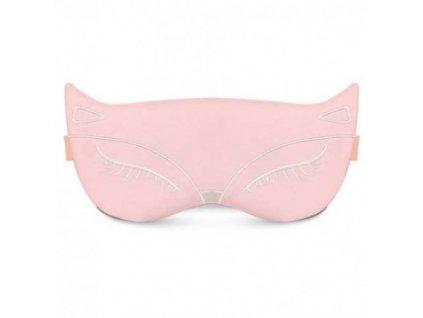 Maska na spaní - Pussycat růžová  Maska Pussycat růžová