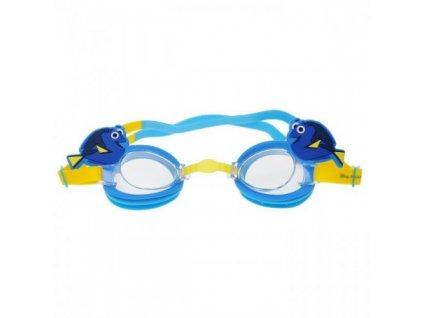 Zoggs dětské plavecké brýle - modré  Zoggs brýle Dory modré