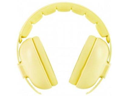 Snug Chrániče sluchu pro batolata žluté  Snug sluchátka žluté
