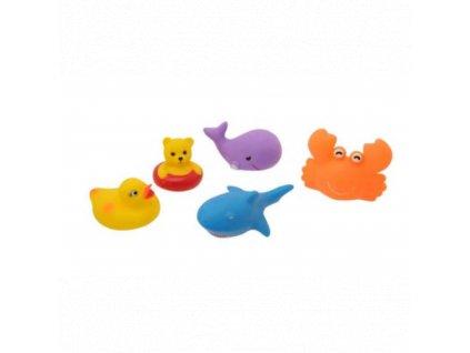 Sada pískacích hraček do vody  WIN sada hraček 5ks