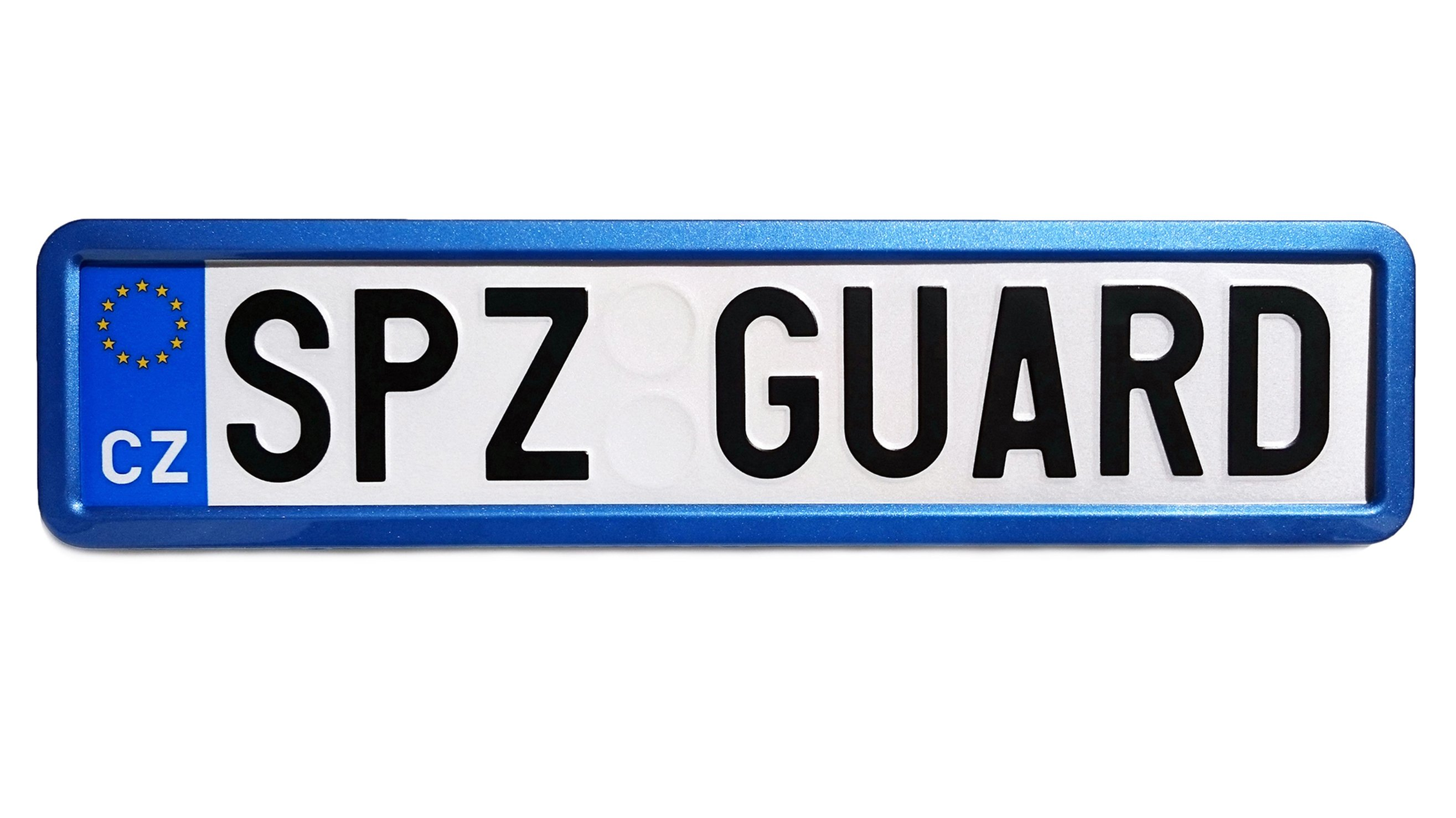 SPZ Guard A04 metallic blue