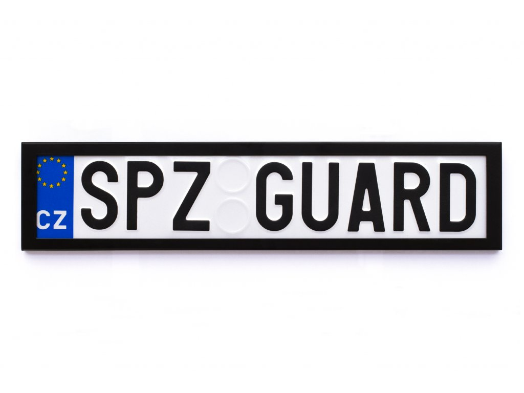 SPZ Guard A03 black