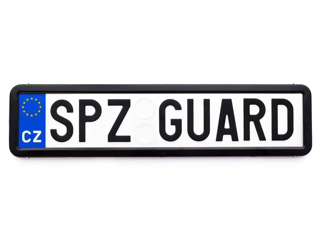 SPZ Guard A04 black