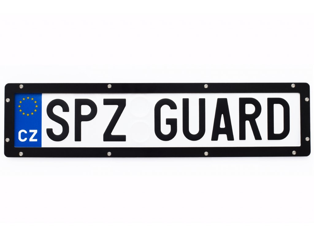 SPZ Guard B01 black