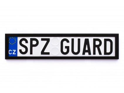 SPZ Guard A03 black