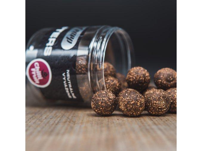 Wafters - neutrálně vyvážené boilies