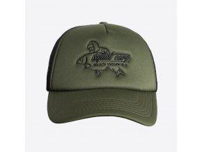 CAP PLASTIC FRONT