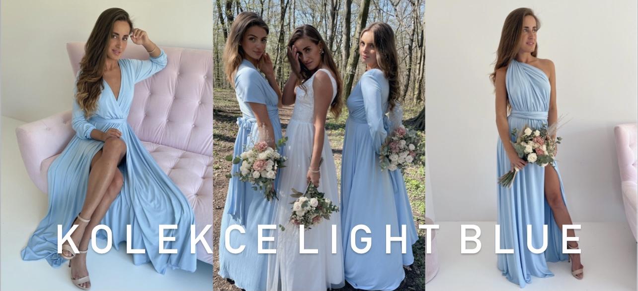 KOLEKCE LIGHT BLUE