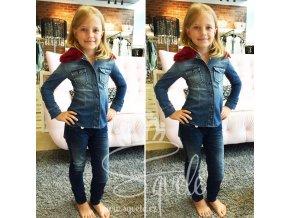 Dětské džíny x-amanda met