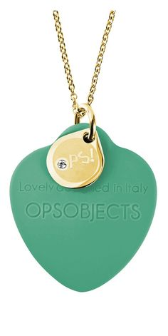 OPS!Objects Heartfelt náhrdelník